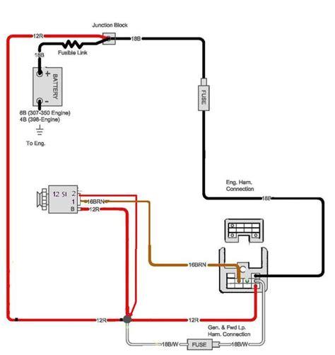 Alternator Internal Regulator Convertion The