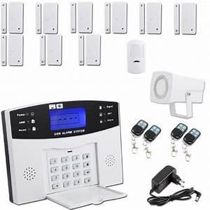 Alarme Maison Telesurveillance : comment prot ger sa maison moi j ai opt pour de la ~ Premium-room.com Idées de Décoration