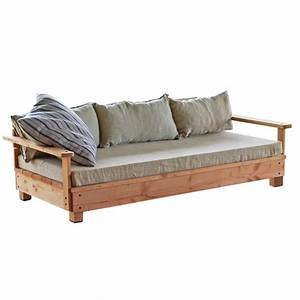 Canape De Jardin Bois : canape de jardin bois lilas ladivinejardine ~ Premium-room.com Idées de Décoration