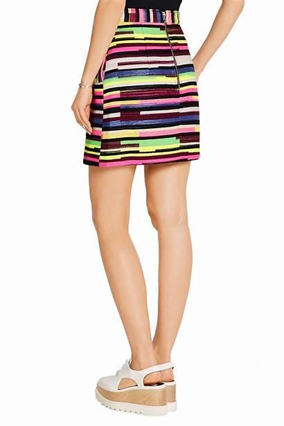 Skirt Gina Jacquard Holland Striped