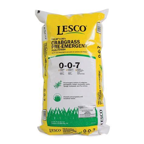 lesco dimension    label lowes sunniland professional