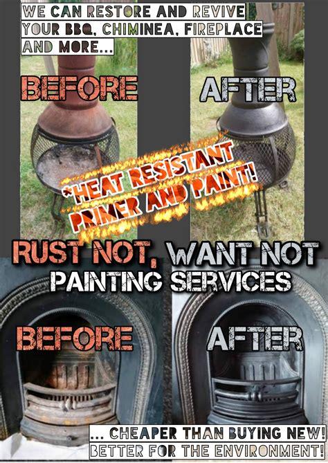 want rust heat
