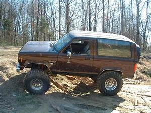 99zthing 1986 Ford Bronco Ii Specs  Photos  Modification
