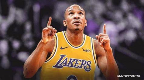 Lakers' Avery Bradley: