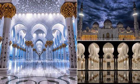 capture  ornate beauty  abu dhabis sheikh