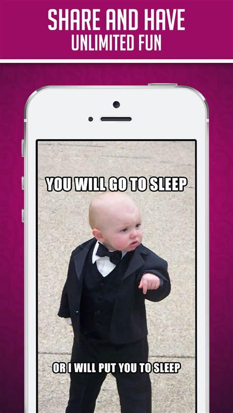 Custom Meme Generator - funny insta meme generator make custom memes with lol pics troll wallpapers gif photos