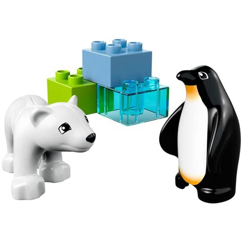 Kiren Pinguin Set lego duplo penguin 28151 54651 comes in brick owl