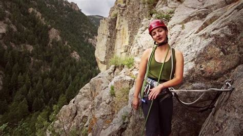 Rock Climbing Basics Knots For Rappelling From Wild