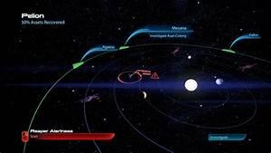 Mass Effect 3 Silean Nebula - Pics about space