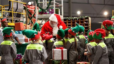 santas workshop air  zealand christmas surprise