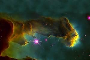 NASA Eagle Nebula - Pics about space
