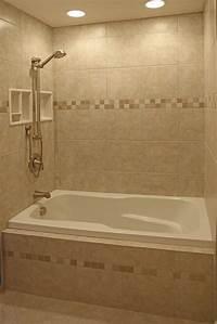 bathtub tile ideas Bathroom Remodeling Design Ideas Tile Shower Niches: Bathroom Design Idea