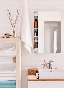 Etagere En Bois Salle De Bain : tag re salle de bain ikea s lection des meilleures ~ Teatrodelosmanantiales.com Idées de Décoration