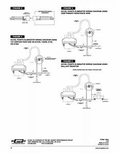 Mallory Electronic Ignition Wiring Diagram  U2013 Car Wiring