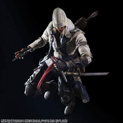 Assassins Creed 3 Connor Play Arts Kai Figure The