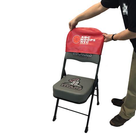 sideline chair slip cover morley athletic
