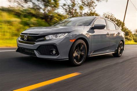 Honda Civic Hatchback Hd Picture by 2017 Honda Civic Hatchback Sport Test Motor Trend