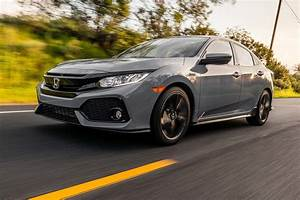 Honda Civic Hatchback Sport 2017  Primera Prueba