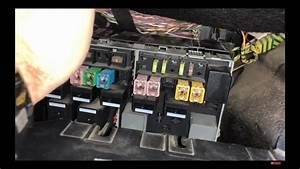 Ford Transit Fuse Box Layout