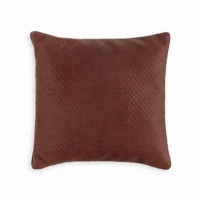 Primark Cushion Mustard Cushions Leaf