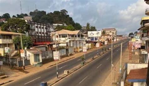 corona lockdown in Freetown 2 – SIERRA LEONE TELEGRAPH