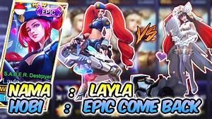 LAYLA SKIN EPIC VS LAYLA SKIN SPECIAL BEDA BUILD SIAPA