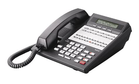 nec phone system manual nec i series 22 button display phone refurbished one
