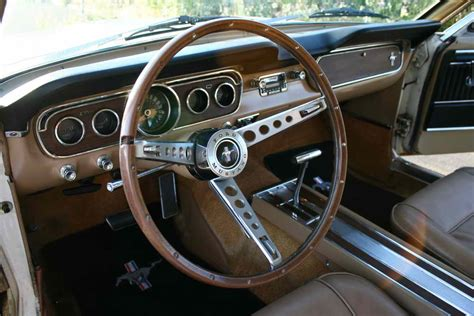 pony interior mustang coupe