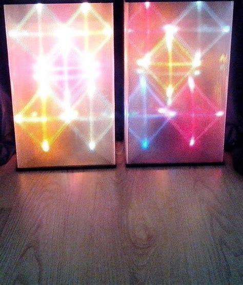 vintage color organ sound sensitive audio modulated disco light boxes discos vintage colors