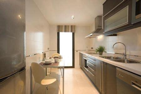 cocina de espacio reducido