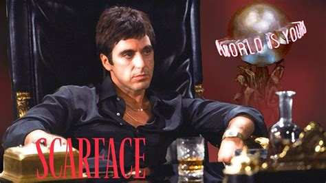 Villa Tony Montana by Scarface Wallpapers The World Is Yours Wallpaper Cave