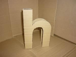my type of decor diy 3d letters graphique fantastique With 3d card letters