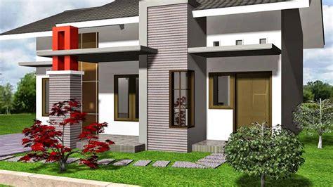 desain rumah minimalis modern  sampai