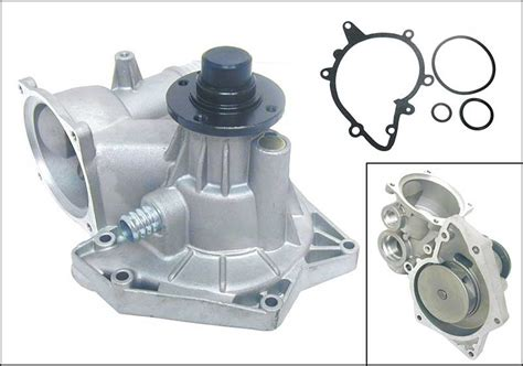 11511742517  Uro Parts  Bmw Engine Water Pump (w Metal