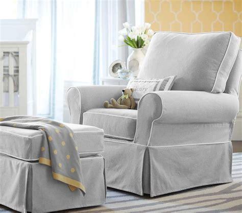 pottery barn nursery chair chairs for the nursery