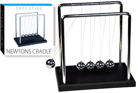 office desk toys gadgets large newtons cradle work gadget office desk toy gift home