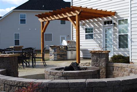 #26 Outdoor Entertainment Area  Ckj Building And Design