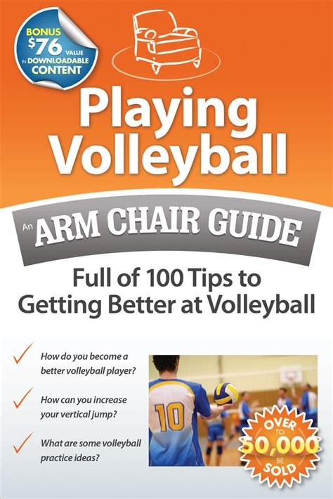 Read Playing Volleyball An Arm Chair Guide Full Of 100