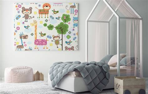 tableau pour chambre d enfant un accent mural fabuleux avec les tableaux pour la chambre