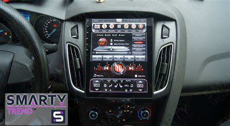 ford focus iii   android  dash car stereo