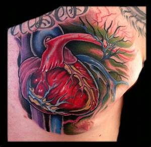 """real"" heart – Tattoo Picture at CheckoutMyInk.com"