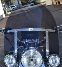 Harley Heritage Softail Windshield