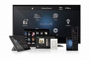 Smart Home Komponenten : control4 umfassendes smart home system mit vielen extras ~ Frokenaadalensverden.com Haus und Dekorationen