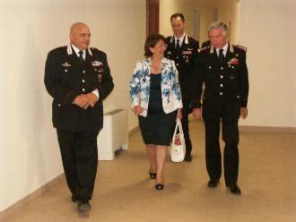 Carabinieri, Il Comandante Della Pastrengo In Visita A