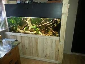 Meuble Fait Maison : meuble aquarium fabrication maison ~ Voncanada.com Idées de Décoration