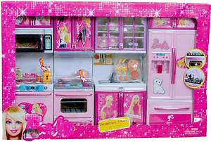 Barbie Dream-house Kitchen - OnlineBDshopping.com