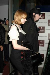 Evan Rachel Wood & Marilyn Manson For making a career out ...