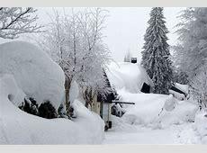 Fotostrecke Schneechaos vor elf Jahren WetterOnline