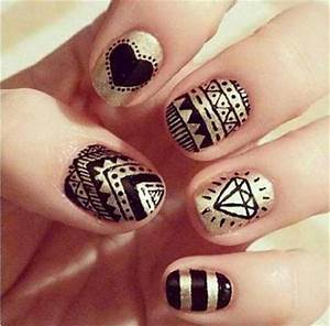 Easy Nail Art Designs For Beginners | Fashion Belief