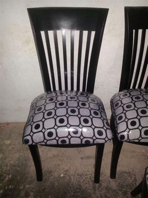 sillas comedor tapizadas modernas sillas modernas comedor tapizadas madera bs 55